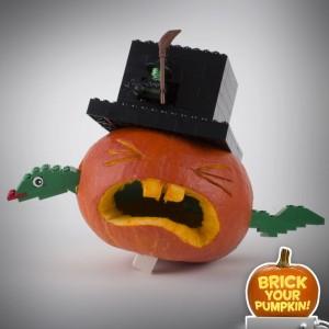 LEGO BrickYourPumpkin